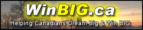 WinBig.ca — Helping Canadians Dream Big & Win BIG